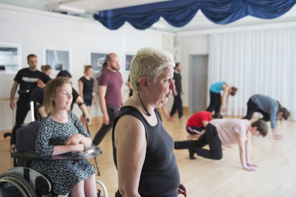 Masterclass_Claire Cunningham_ Unlabel_performing_artscompany_2019
